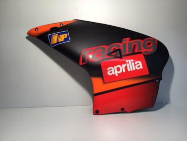 CARÉNAGE FLANC GAUCHE APRILIA NOIR RS 50 2T 1999-2005 AP8258424